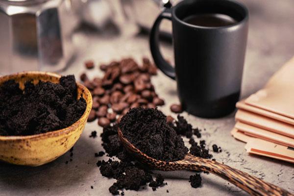 تفاله قهوه